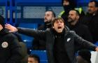 Thoát cửa tử, Conte thề 'chiến đấu đến cùng'