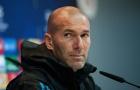 Zidane và những HLV có thể mất ghế nếu không vô địch Champions League
