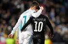 Chấm điểm Real Madrid: Ronaldo 'đè bẹp' Neymar