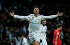 Cristiano Ronaldo lập thành tích vô tiền khoáng hậu cùng Real