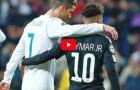 Những khoảnh khắc đáng trân trọng của Ronaldo và Neymar