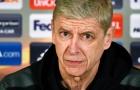 Arsenal thắng giòn giã, Wenger hả hê