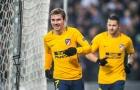 Highlights: FC Koebenhavn 1-4 Atletico Madrid (Vòng 1/16 Europa League)
