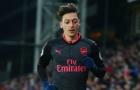 Mesut Ozil thể hiện ra sao vs Ostersunds?