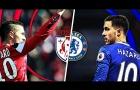 Sự thăng tiến thần tốc của Eden Hazard