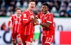 Highlights: Wolfsburg 1-2 Bayern Munich (Vòng 23 Bundesliga)