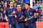 Hủy diệt Strasbourg, PSG lập thành tích 'khủng'