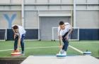 Sao Man City dấn thân sang Olympic mùa Đông