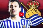 Tài năng đặc biệt của Mikel Ugarte (Real Sociedad)