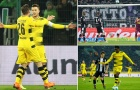 Reus ghi bàn, Dortmund tiếp tục bay cao ở Bundesliga