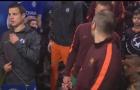 Màn trình diễn của Iniesta trước Chelsea