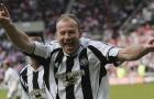 6 bàn thắng lưu danh sử sách của Alan Shearer
