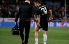 Herrera dính chấn thương đáng tiếc trong trận gặp Sevilla