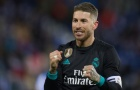 Ramos ghi bàn, lập kỷ lục thẻ phạt trong trận thắng Leganes