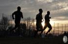 Tập luyện dưới ánh hoàng hôn, Milan hướng đến vòng 16 đội Europa League