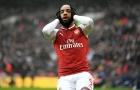 Arsenal đón tin vui: Lacazette bình phục thần tốc