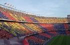 Bầu không khí náo nhiệt ở Camp Nou