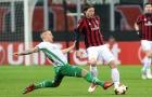 Highlights: AC Milan 1-0 Ludogorets (Vòng 1/16 Europa League)