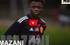 Tài năng đặc biệt của sao trẻ Man Utd Largie Ramazani