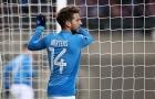 Thắng thuyết phục Leipzig, Napoli vẫn tức tưởi rời cuộc chơi