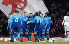 Vòng 16 đội Europa League: Arsenal và 3 ứng viên