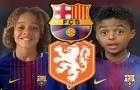 Xavi Simons vs Shane Kluivert - Tương lai của Barcelona