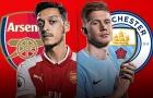 5 điểm nóng Arsenal - Man City: Chiến tranh giữa các vì sao!