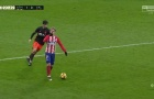 Antoine Griezmann chửi nhau với CĐV Atletico Madrid