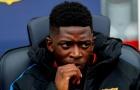 Barcelona đau đầu với vấn đề hòa nhập của Dembele