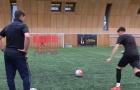 Kỹ thuật chơi bóng cực hay của HLV Mauricio Pochettino