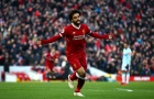Mohamed Salah bắt kịp Suarez: Huyền thoại mới
