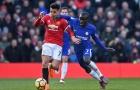 TRỰC TIẾP Man United 1-1 Chelsea: Cú vô-lê nguy hiểm (Hiệp 2)