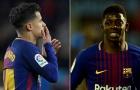 Barcelona đã nhìn thấy tương lai với Coutinho và Dembele?