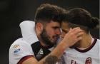 Highlights: Roma 0-2 Milan (Vòng 26 Serie A)