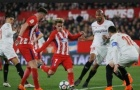 Highlights: Sevilla 2-5 Atletico Madrid (Vòng 25 La Liga)