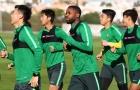 Bom tấn từ La Liga 'tập chui' tại Trung Quốc
