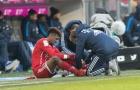 CHÍNH THỨC: Trụ cột chấn thương nặng, Bayern méo mặt