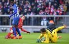 Đội hình tiêu biểu vòng 24 Bundesliga: Hàng công 0 bàn thắng