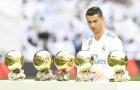 Ronaldo tuyên bố chiến đấu vì Quả bóng vàng