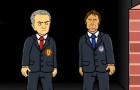 Hài hước: Lukaku đã cứu Mourinho thế nào