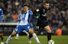 Highlights: Espanyol 1-0 Real Madrid (Vòng 26 La Liga)