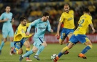 Highlights: Las Palmas 1-1 Barcelona (Vòng 26 La Liga)