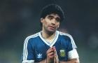 Khi Maradona và Platini đối đầu với nhau vào năm 1986