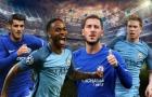5 điểm nóng đại chiến Man City - Chelsea: Mèo nào cắn mỉu nào?