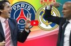 Dự đoán đội hình ra sân: PSG vs Real Madrid