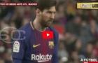 Màn trình diễn của Lionel Messi vs Atletico Madrid