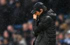 Ôm mặt dưới mưa, Conte bất lực trước sức mạnh Man City