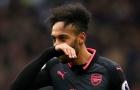 Tới Arsenal, Aubameyang chỉ còn là cái bóng của mình