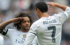 Với Ronaldo và Marcelo, Real Madrid đã sẵn sàng tái chiến PSG