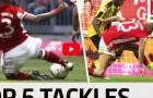 Arturo Vidal - xứng danh Vua tắc bóng